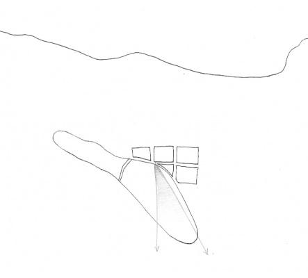 Diagrama-Lagoa-do-Violão-vista-para-Oeste-ponto-3-Janeiro-2014